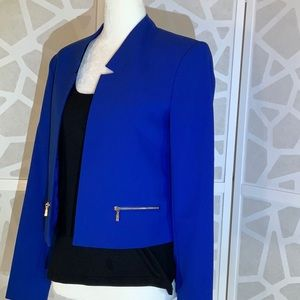 Calvin Klein Waist Length Short Jacket  1 Day Sale